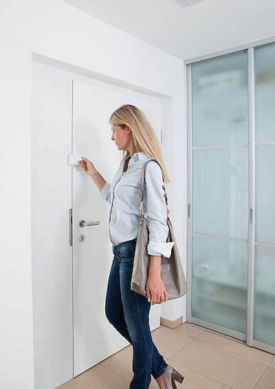 ABUS Tür-Zusatzschloss