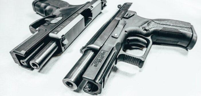 Ist eine Schreckschusswaffe legal