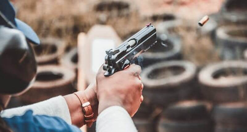 Schreckschusswaffen Gesetz