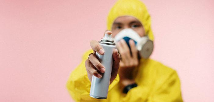 Wohnung desinfizieren nach Virus – Ratgeber & Tipps